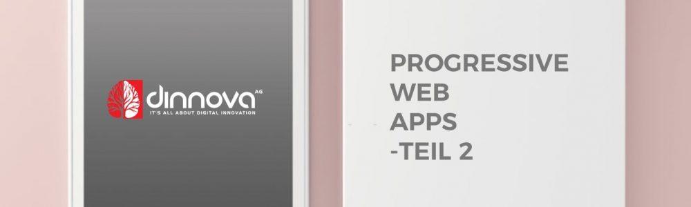 Progressive Web Apps Teil1